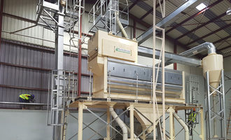 Alvan blanch grain cleaning drying and storage system in uganda photo cred alavan branch e