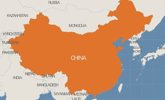 Focus-on-china_map_e