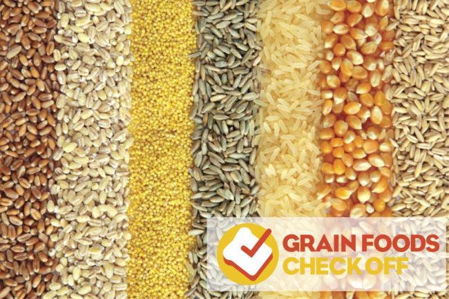 Grain foods checkoff
