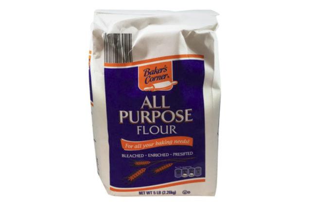 Bakers Corner flour