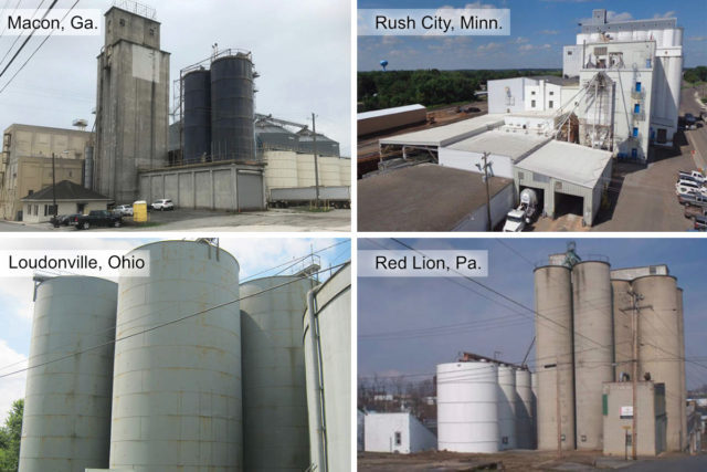 Ardent Mills facilities