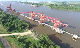 Bedeschi ship loading system for cargill plant in westwego la photo cred bedeschi e