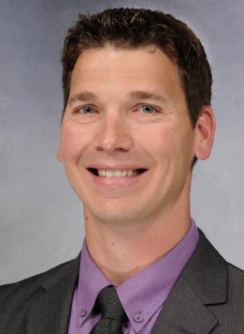 IGP associate director Shawn Thiele
