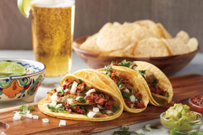 LifeLine Foods corn masa taco shells
