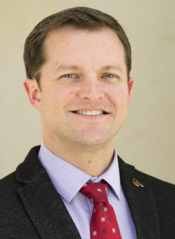 USGC president and CEO Ryan LeGrand