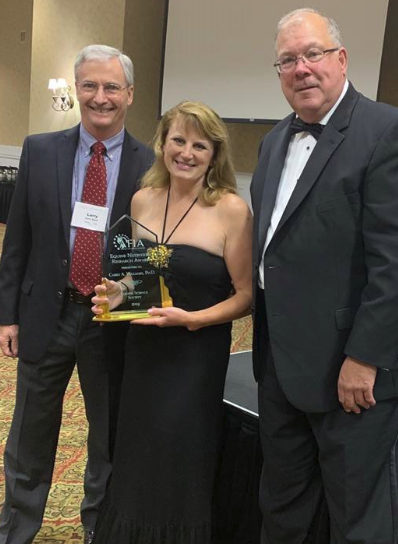 Carey Williams equine nutrition award
