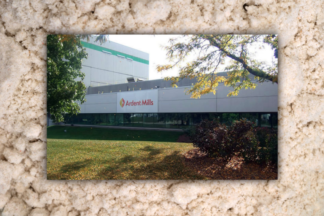 Ardent Mills Burlington Mix facility