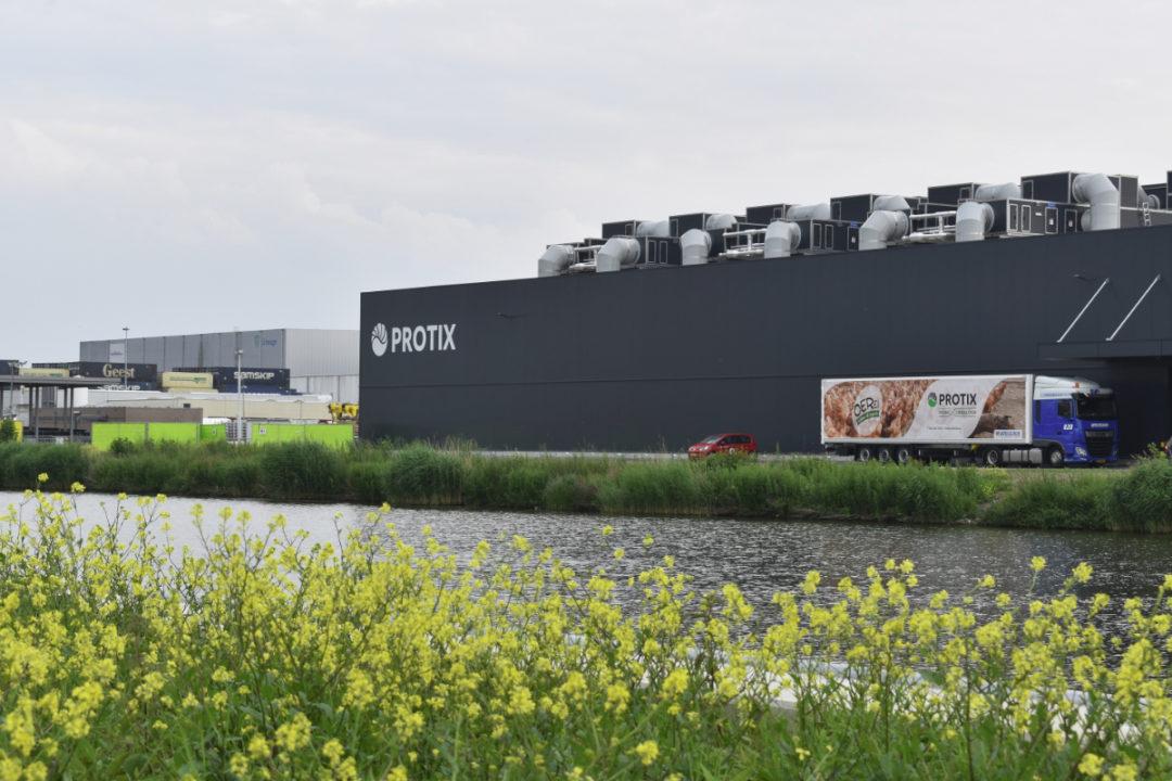 Buhler Protix facility