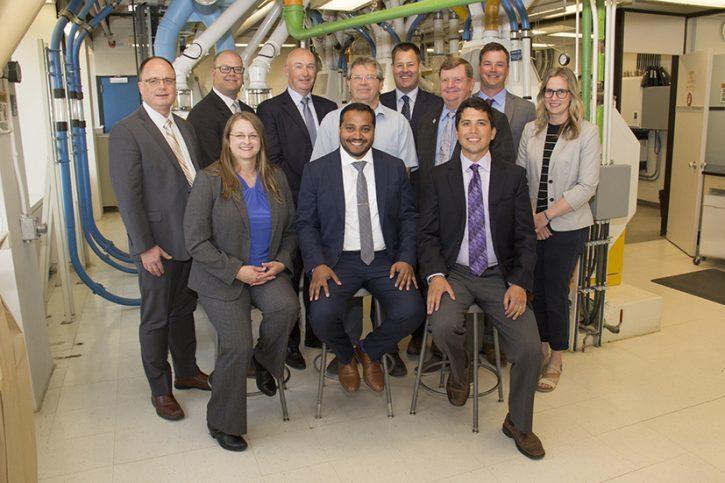 Cigi 2019 board