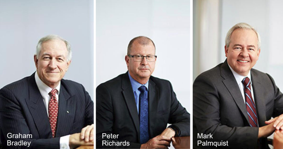 GrainCorp leadership