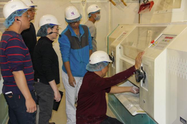 IGP IAOM milling course
