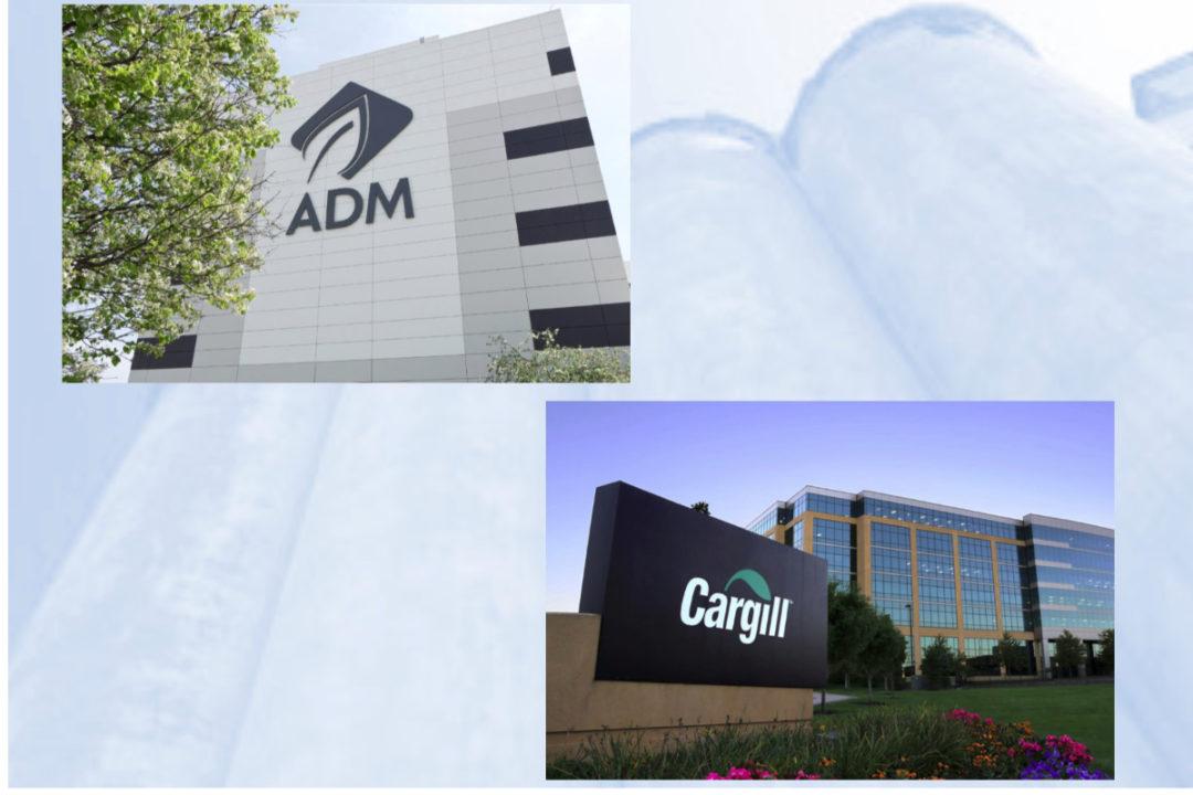 ADM Cargill elevators