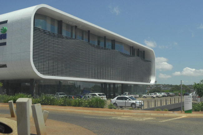AFGRI's headquarters in South Africa