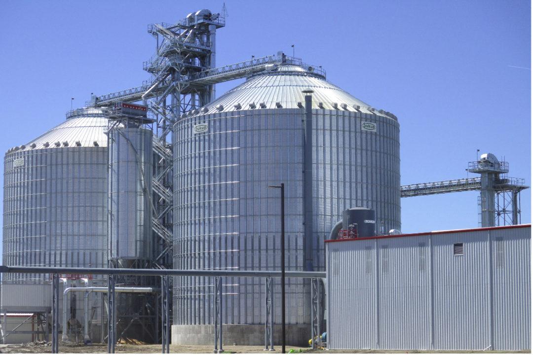 Sukup ethanol