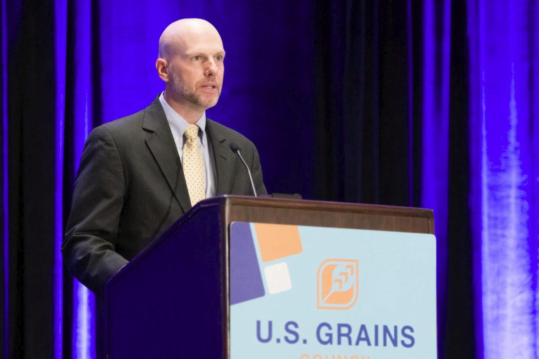 Darren Armstrong USGC chairman