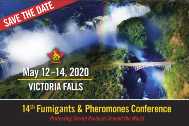 Fumigation conference