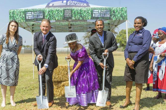 AGCO in Zambia