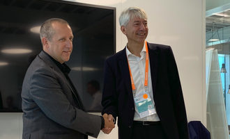 Buhler-networking-days-2019_andre-noreau-ofpremier-tech-and-johannes-wick-of-buhler_photo-cred-susan-reidy_e