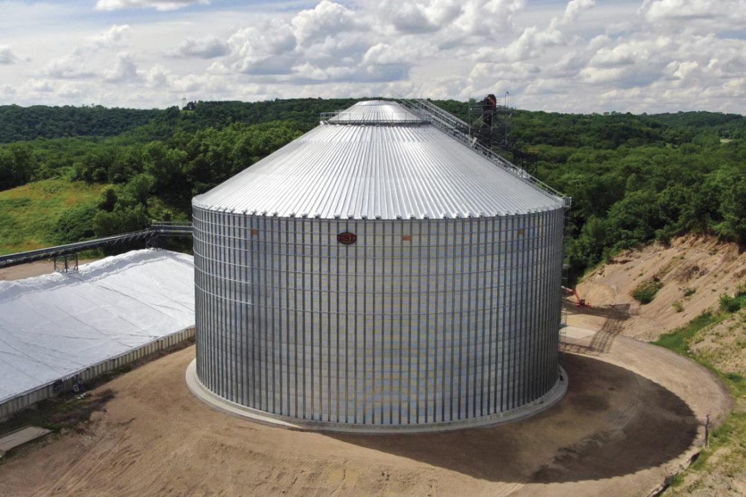GSI grain bin