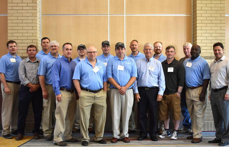 Grain Craft employee veterans