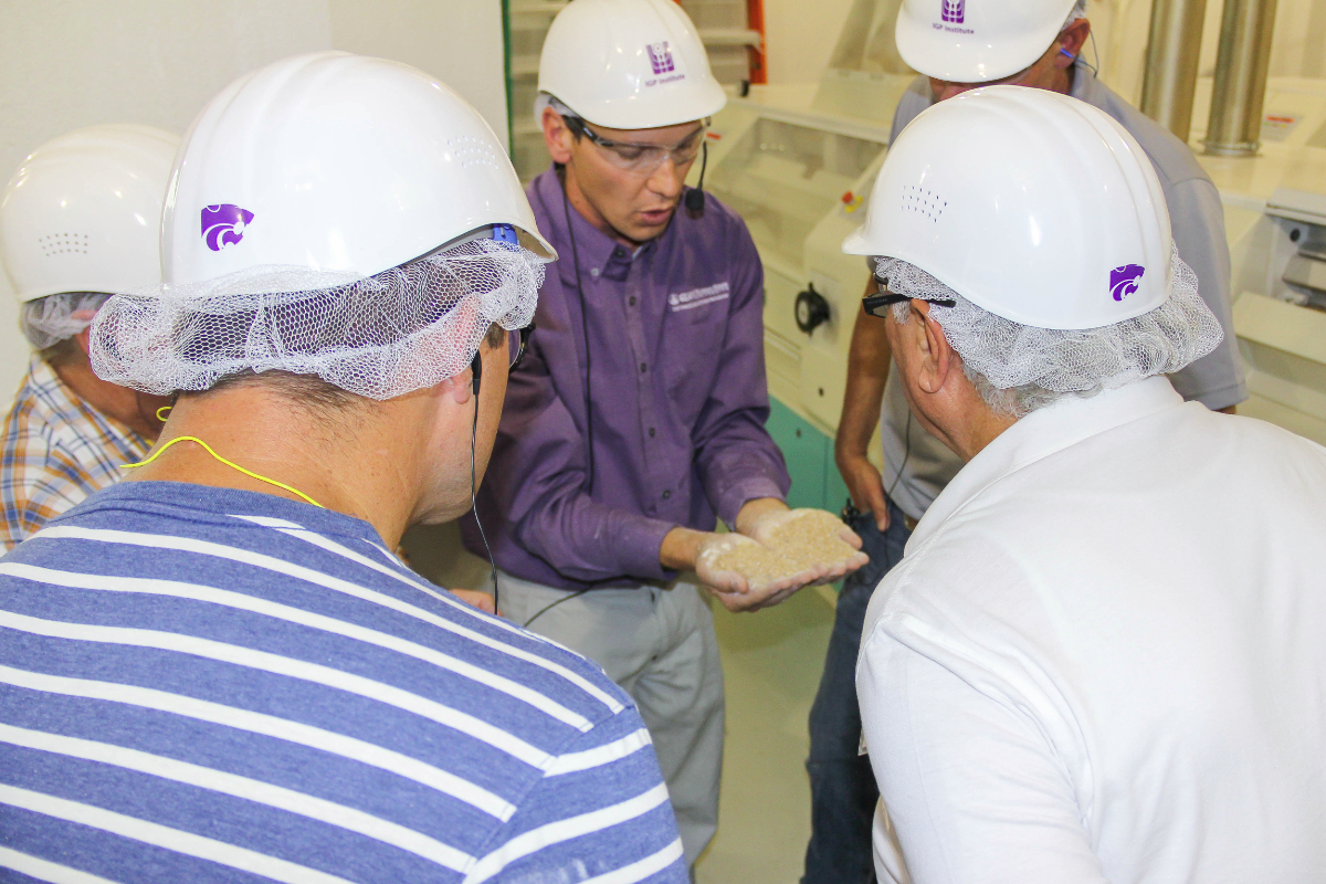 IGP IAOM intro to milling course
