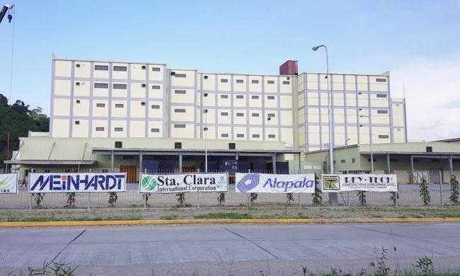 Interflour Philippines flour mill