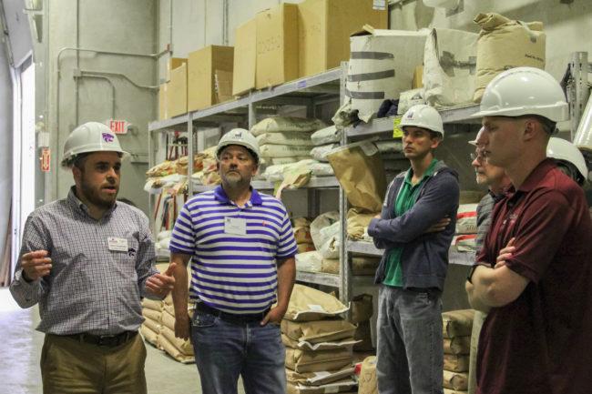 KSU GEAPS grain elevator managers course