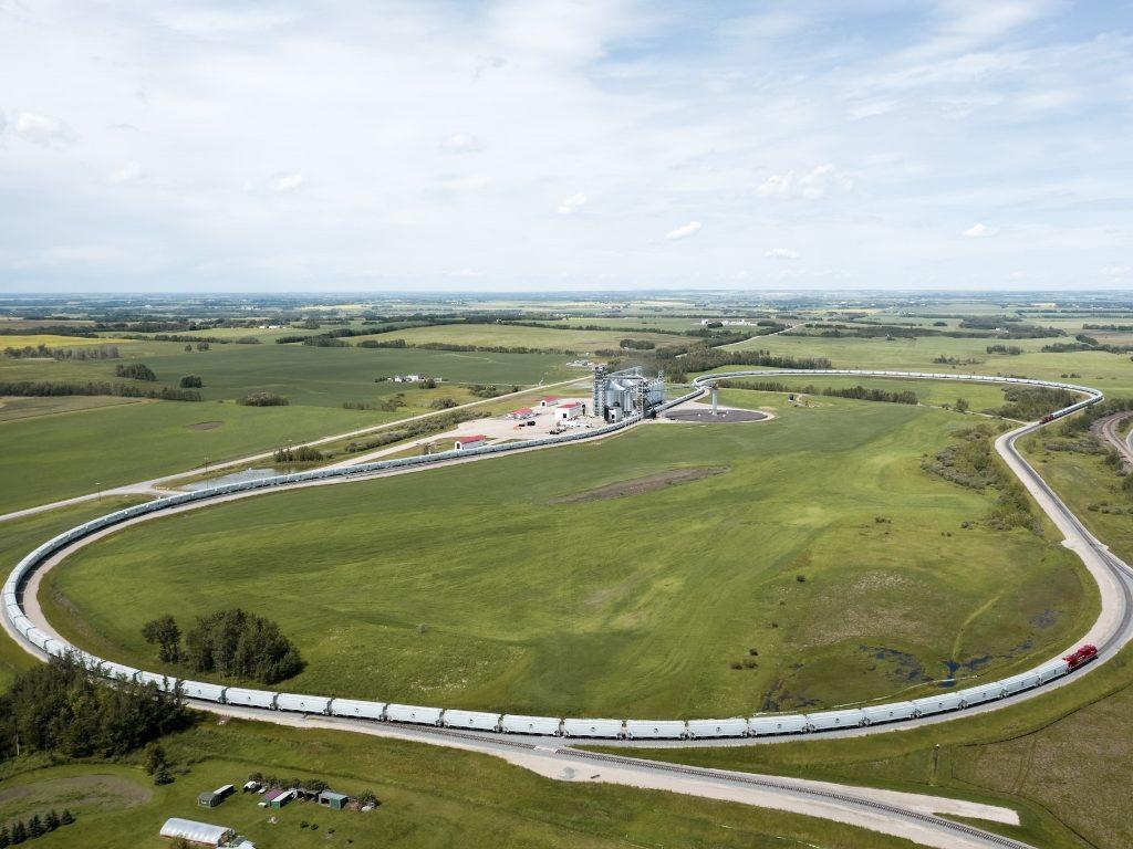 Paterson Grain Bowden facility