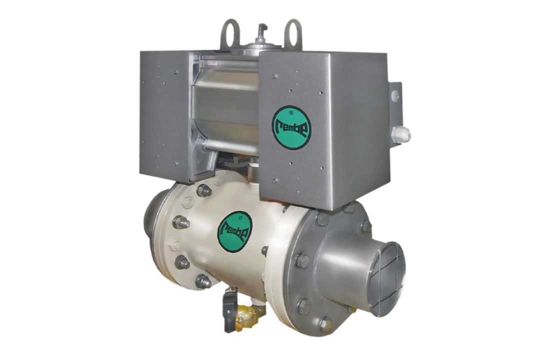 EXKOP isolation system is no