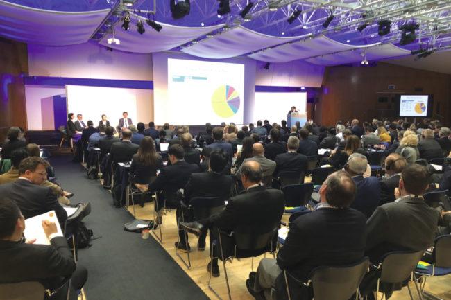 IGC delegates