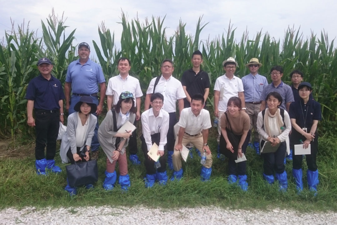 USGC Japan trade team