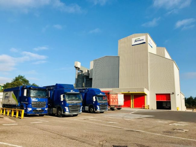 ForFarmers UK Exeter Feed Mill
