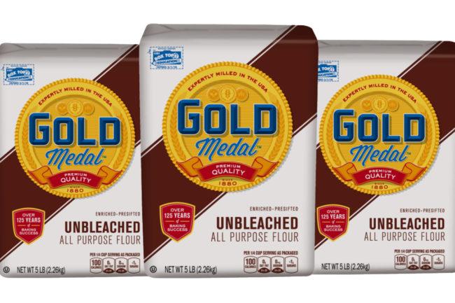 General Mills flour recall