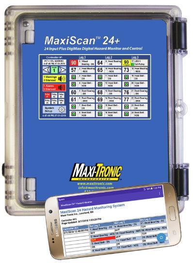 MaxiScan 24+