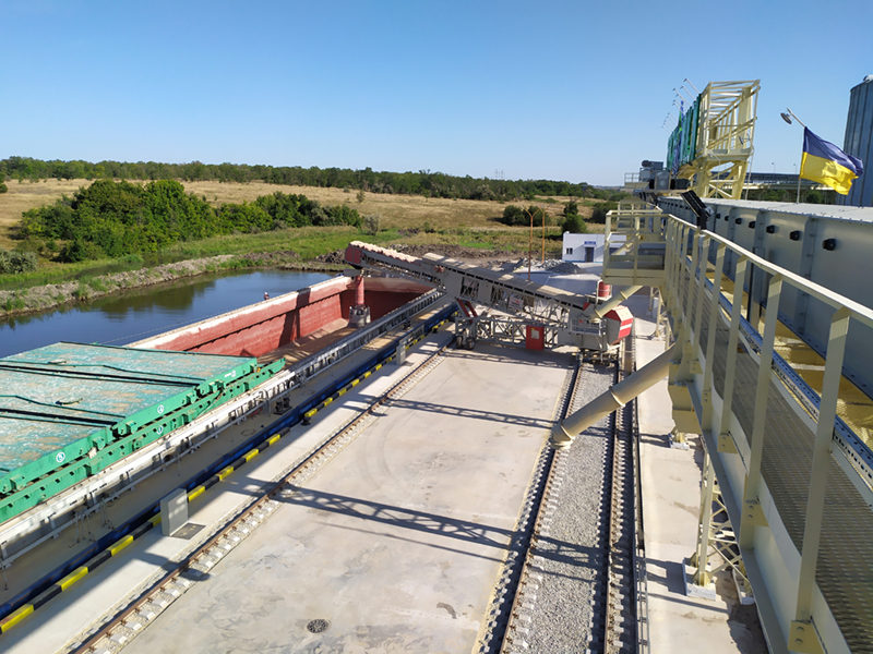 Nibulon grain facility
