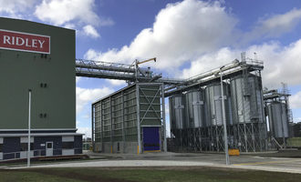 Symaga symaga customer lgpm supplied 34 hopper silos for the ridley feed plant symaga e