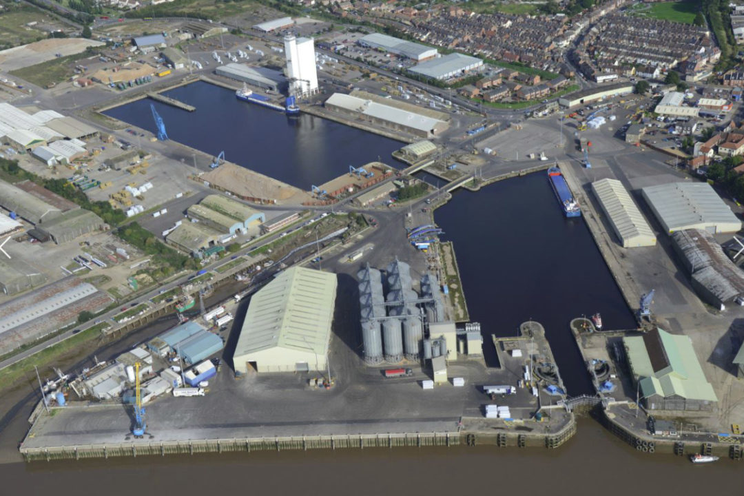 ABP adds to grain storage capacity at Port of King's Lynn