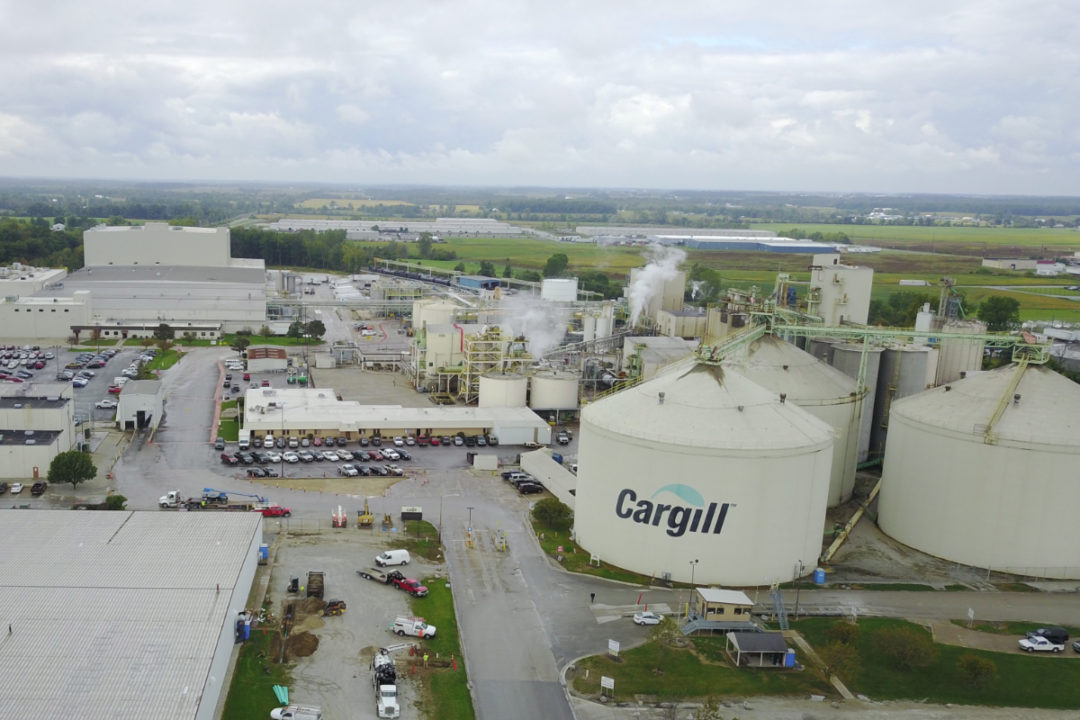 Cargill Sidney Ohio facility