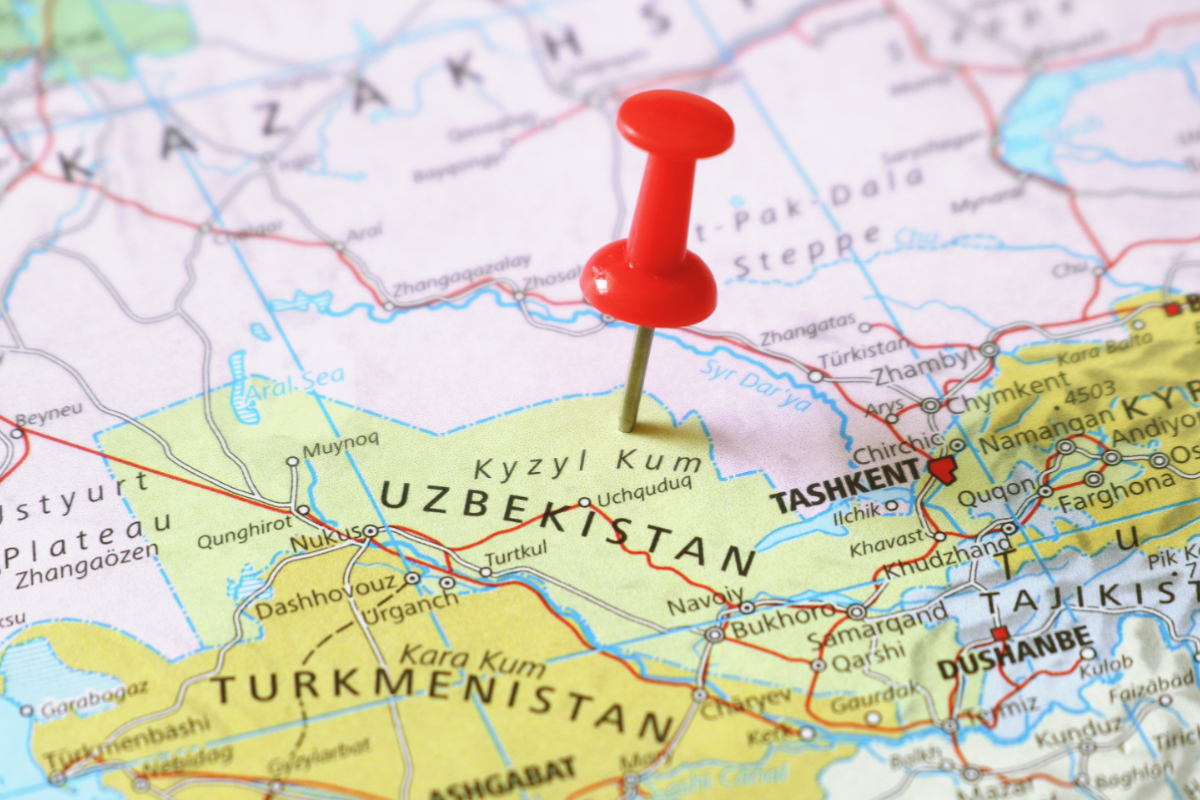 Image of: Depart Opens Warehouse In Uzbekistan 2019 10 08 World Grain