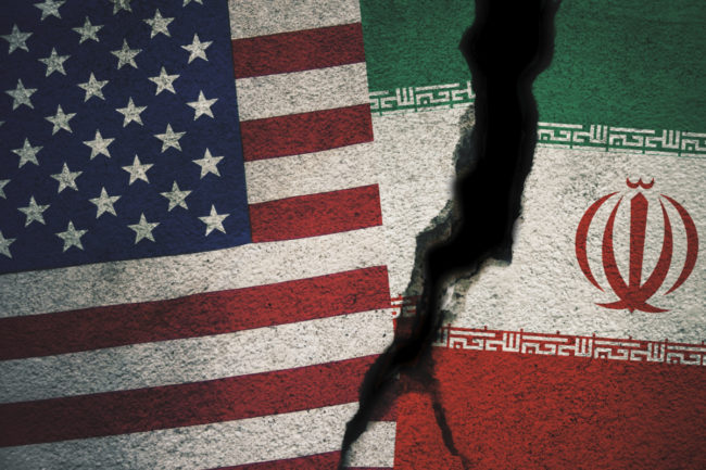 Iran US trade issues