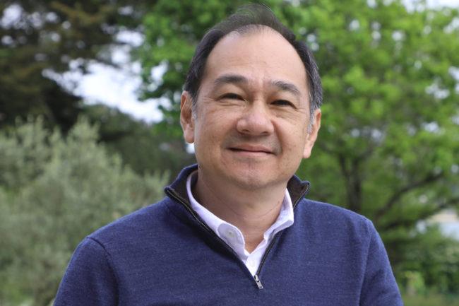 Ronnie Tan USGC regional aquaculture consultant for Southeast Asia