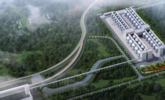 Zhengchang  rendering of zheng changs bulk conveying project photo cred zheng chang