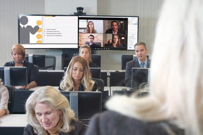 AIB virtual classroom