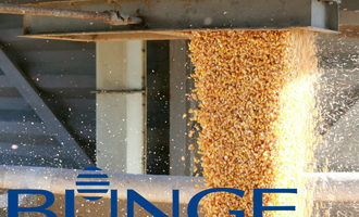 Bunge logo corn handling photo cred adobe logo cred bunge e