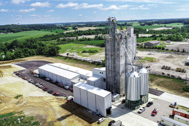 Superior Ag  feed mill