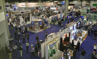 Ippe to examine sustainablity disease show floor e