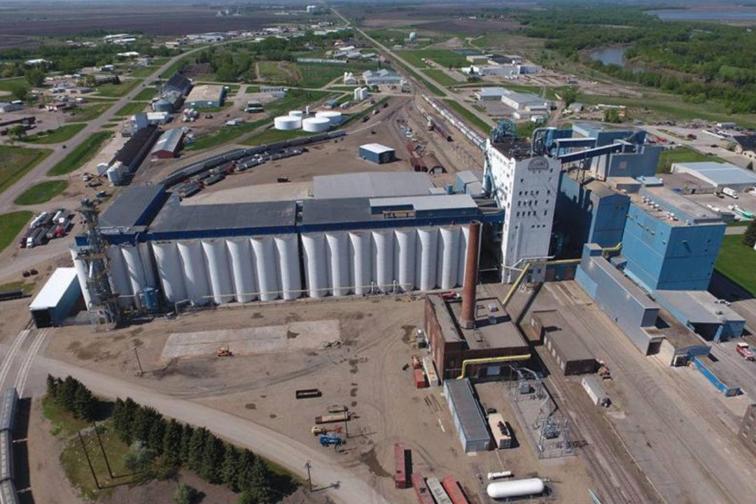 North Dakota Mill