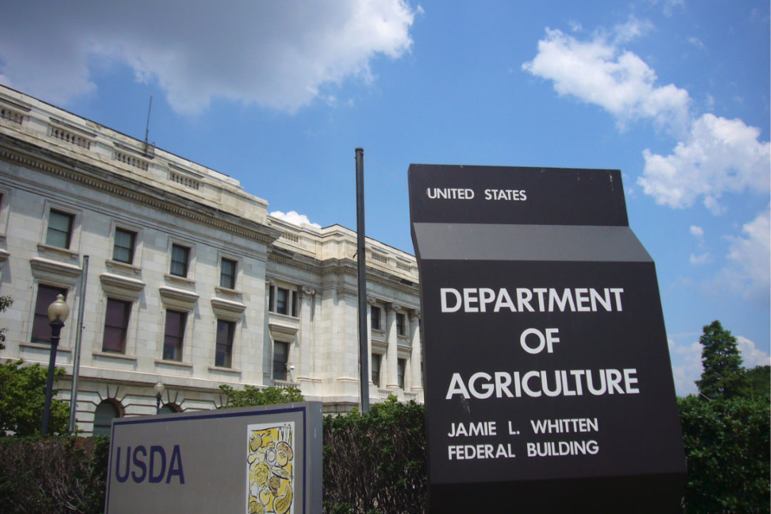 USDA office building