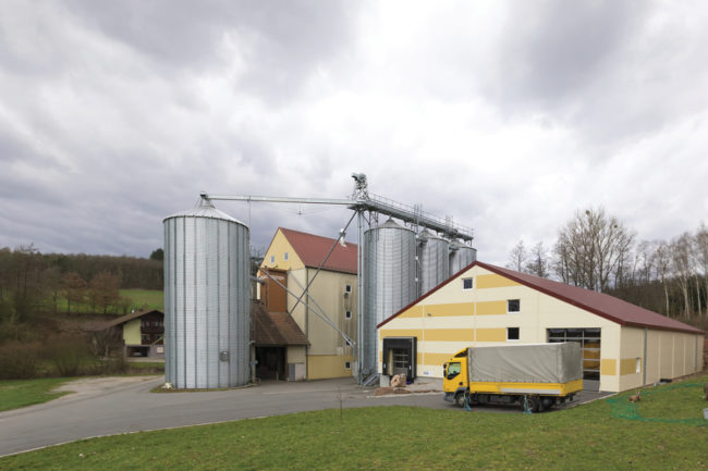 flour mill