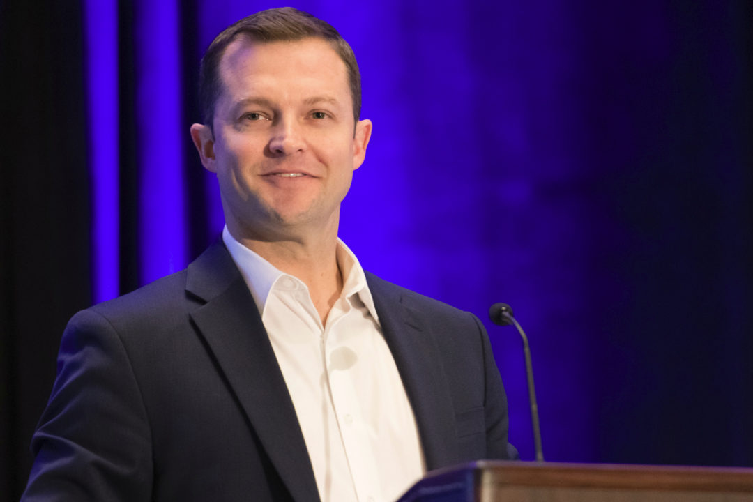 Ryan LeGrand USGC president and CEO